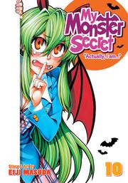 My Monster Secret Vol. 10