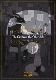 The Girl From the Other Side: Siuil, a Run Vol. 4