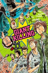 Giant Killing Volume 11