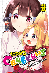 Today's Cerberus, Vol. 8