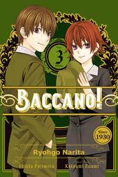 Baccano!, Vol. 3