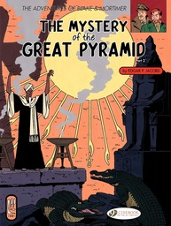 Blake & Mortimer - Volume 3 - The Mystery of the Great Pyramid (Part 2)