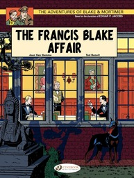 Blake & Mortimer - Volume 4 - The Francis Blake Affair