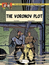 Blake & Mortimer - Volume 8 - The Voronov Plot