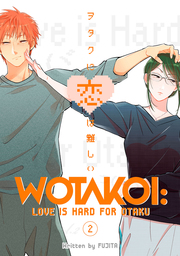 Wotakoi: Love is Hard for Otaku 2