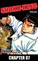 SHOKU-KING, Chapter 87