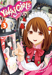 Yokai Girls (Yokai Shojo - Monsuga) Vol. 3