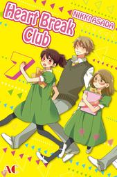 Heart Break Club, Volume 7