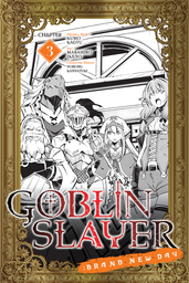 Goblin Slayer: Brand New Day, Chapter 3