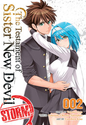 The Testament of Sister New Devil STORM! Vol. 2