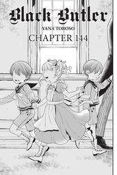 Black Butler, Chapter 144