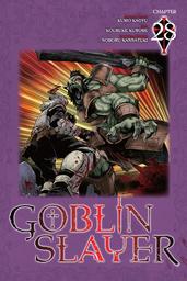 Goblin Slayer Manga Serial