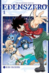 [English Comic] Edens Zero Vol.1