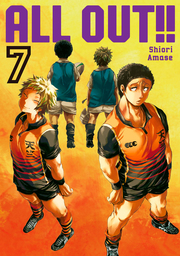 All-Out!! Volume 7
