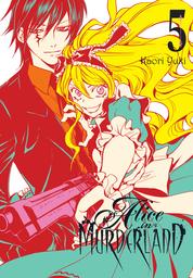 Alice in Murderland, Vol. 5