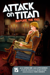 [English Comic] Attack on Titan: Before the Fall Vol.15