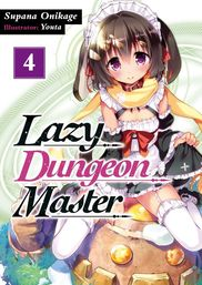 Lazy Dungeon Master