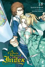 A Certain Magical Index, Vol. 18