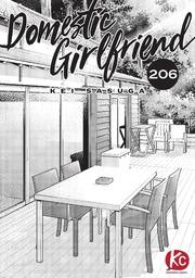 Domestic Girlfriend Chapter 206