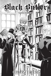 Black Butler, Chapter 151
