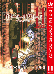 DEATH NOTE カラー版 11巻